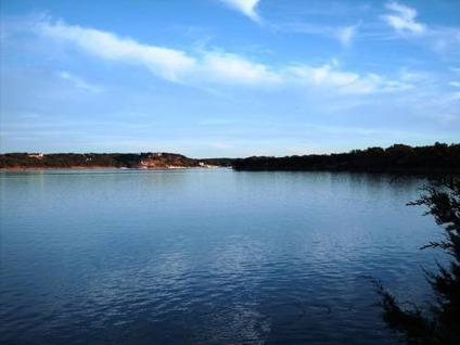 $120,000 55 Feet of Medina Lake Frontage