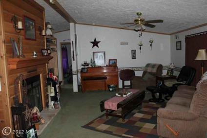 $145,000 Keyser, 6 years new! 3 bedroom, 2 bath rancher on 2.5 acres.