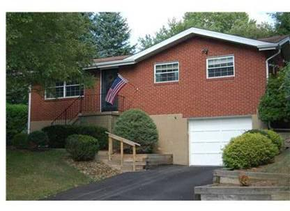 $150,000 Allison Park 3BR 1BA, PERFECT combination of UPDATED and