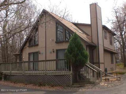 $164,900 Detached, Chalet,Contemporary - Albrightsville, PA