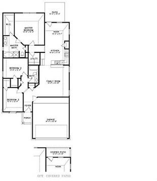 Lennar Homes Houston Whitney Floor Plan Homemade Ftempo