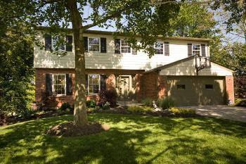 $200,000 West Chester 4BR 2.5BA, This 2-story, brick home in is a