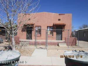 $20,900 2 Plex - Tucson, AZ