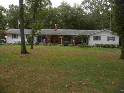 $225,000 Adrian, 3 BEDROOM 2 BATH HOME SITUATED ON 10 SECLUDED ACRES