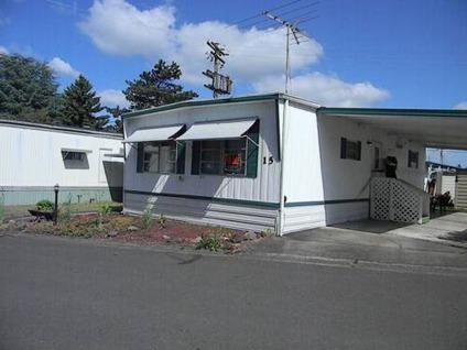 Mobile Homes  Sale on Mobile Home For  10 000 For Sale In Albany  Oregon   Realelist Com