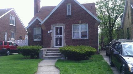 $35,000 3 bedroom brick in Belmont subdivision at great price