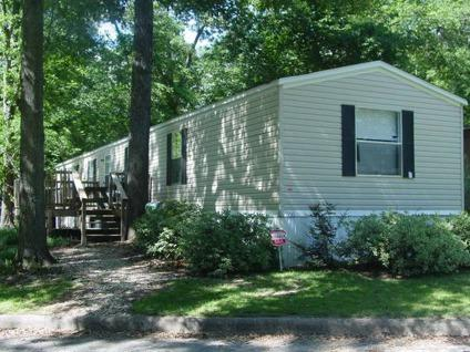 3 BR - 2007 1280 sq. ft manufactured home