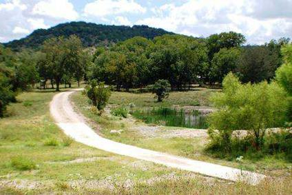 $485,000 Beautiful 37 Acres in Texas Hill Country With Home & Horse Barn