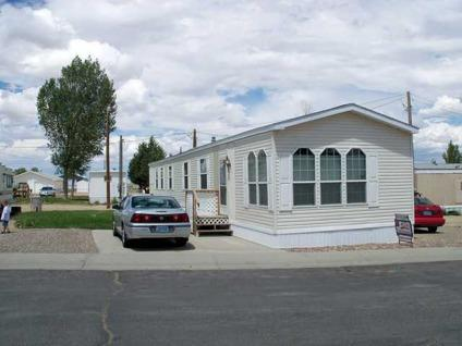 $49,900 Rock Springs 3BR 2BA, Super clean well maintained mobile