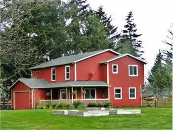 $549,900 Commanding views of Mt.Hood & breathtaking country setting-3.88 acres