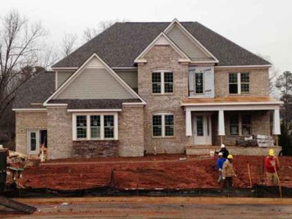$616,529 NEW CONSTRUCTION, NEVER LIVED IN* Five BR,Four BA with 3 sides brick