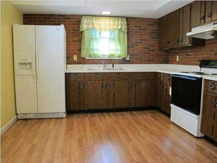 $72,000 Evansville Three BR One BA, Pretty Full Brick Ranch Home with a