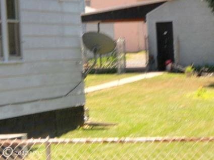 $78,900 Keyser 3BR 2BA, West Piedmont Street home. Presently used as