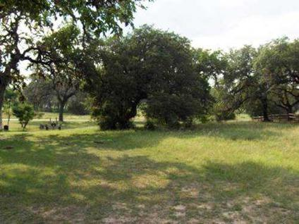 $8,000 Flying L Ranch Lot with Majestic Oaks