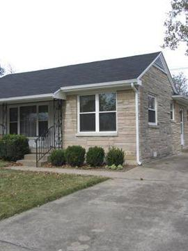 $90,000 4 Bedroom, 2 Bath Home in Evansville!