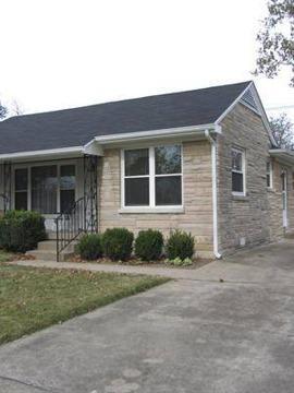 $90,000 4 Bedroom, 2 Bath Home in Evansville!