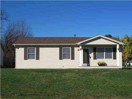$94,500 Evansville Three BR One BA, Don't miss seeing this cute Ranch home