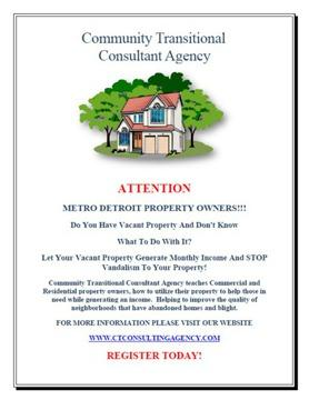 Attention Property Owners
