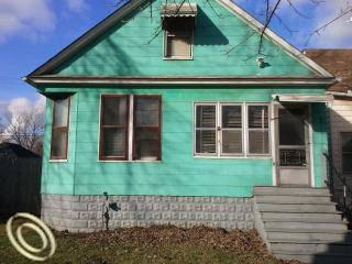 Detroit 3BR 1.5BA, Short sale home, 995 processing fee to