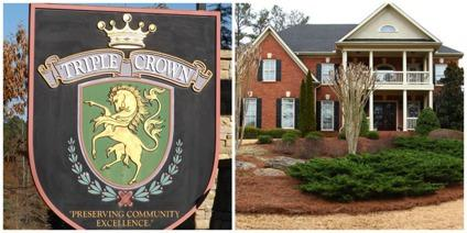 Triple Crown, Milton Georgia Community
